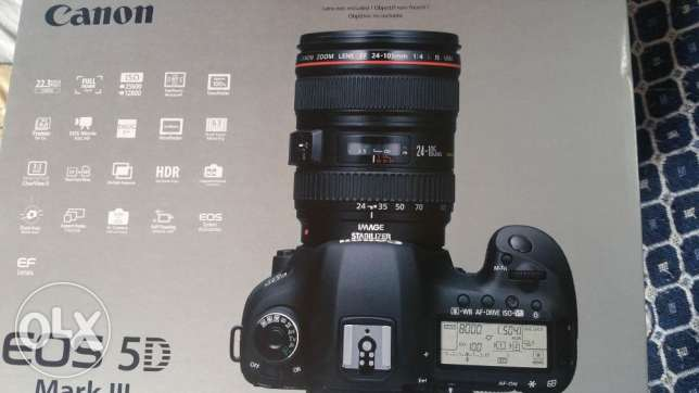 Canon 5D Mark III المعادي -  2