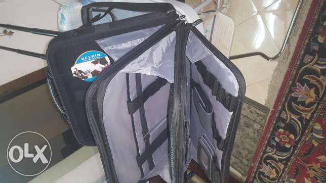 Belkin laptop cabin trolley bag 6 أكتوبر -  2