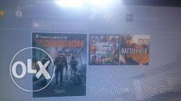 Account primary battlefield hardline and the division