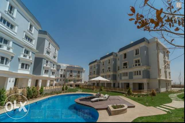 IvillaA Garden Middle 277m at Mountain View Executive التجمع الخامس -  7