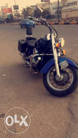 honda shadow شادو