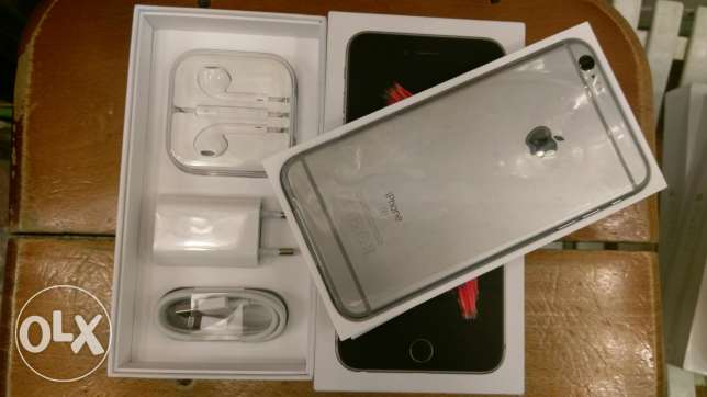 iPhone 6s Plus 64G Gray كالجديد