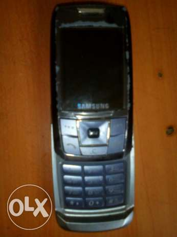 Samsung model:sgh-e250i