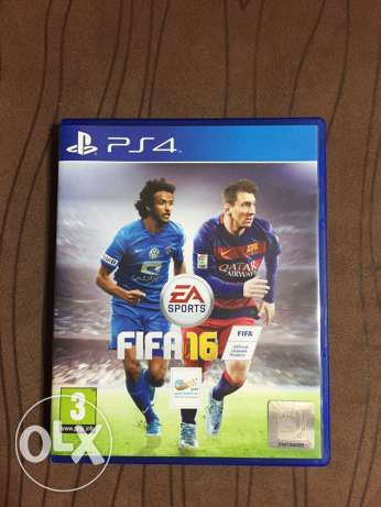 fifa 16 ps4 good condition full edition