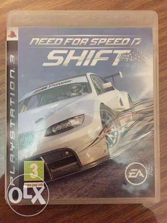 need for speed shift ps3 المقطم -  1