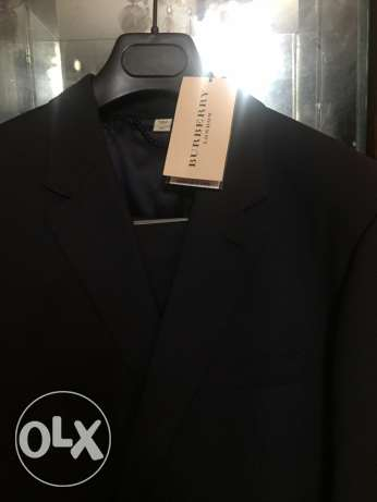 Burberry Suit (made in Italy)