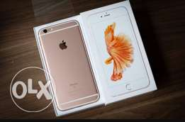 iphone 6s plus 64 Rose gold used
