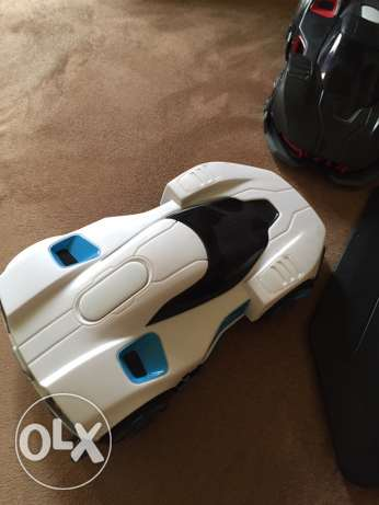 REV Robotic Cars controlled from iPhone or samsung
