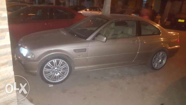 BMW E46 323ci for sale very clean مدينة بورفؤاد -  2