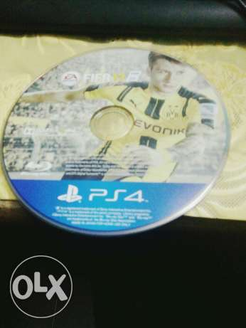 Cd Fifa 2017 P. S 4 For Sale a