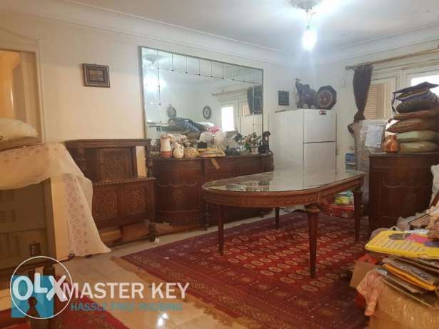 Charming Apartment 135 m 2 Bedrooms for sale in Mohandessin