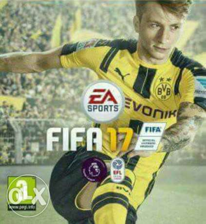 Primary account fifa 17 + battlefield1 (ps4)