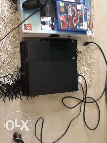 PlayStation 4 500 G العبور -  2