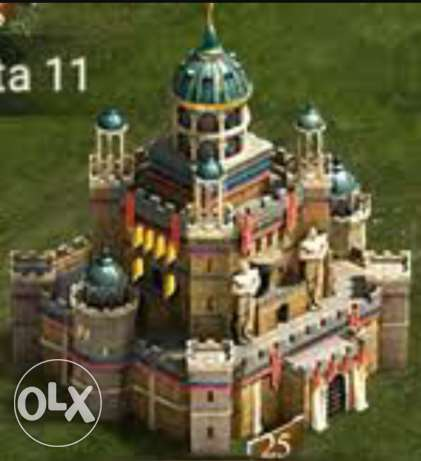 Clash of kings lvl 25 for sell