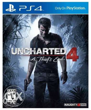 Uncharted 4 Playstation 4 - Open Region