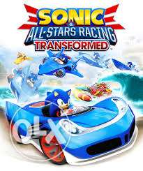 Sonic & All Stars Racing Transformed Game for sale