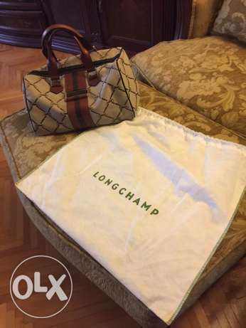 Original Longchamp Handbag حى الجيزة -  3