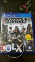 Assassins creed syndicate Arabic ps4