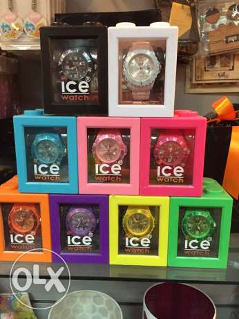 "HIGH QUALITY "" Ice Watch ) whole Sale البيع بالجملة"