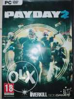 Payday 2 Pc DVD Game + Online