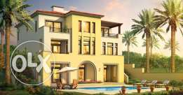 Uptown Cairo Standalone Overlooking Golf Prime Location