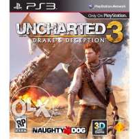 uncharted 3 for sale ps3