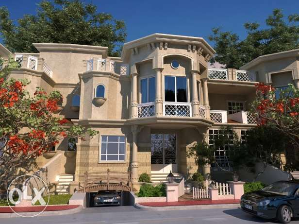 Furnished Villa for sale in upper Hdaba diplomats district - 405