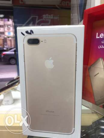 IPhone 7Plus 128G Gold NEW