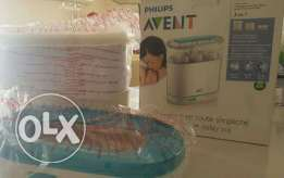 Avent 3 in1 sterilizer new from colombia
