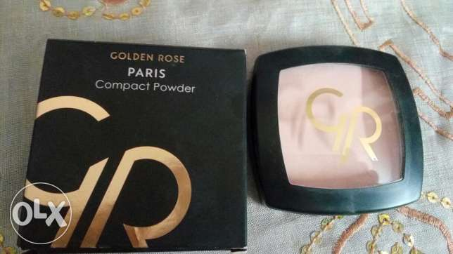 Golden Rose Compact Powder