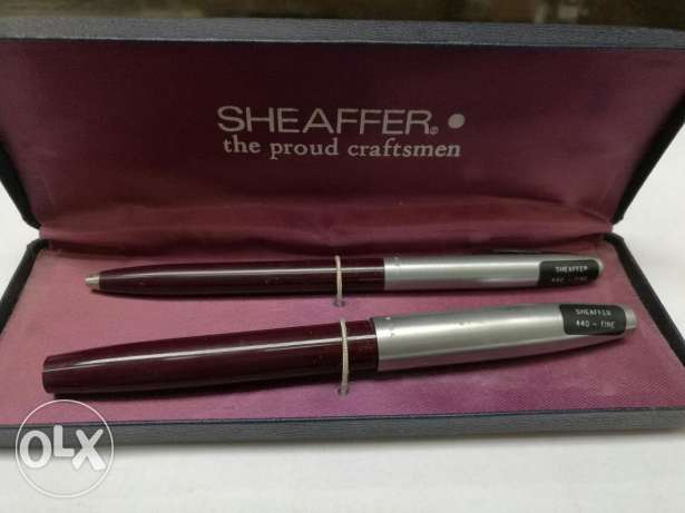 Sheaffer set vintage USA