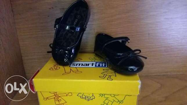 Smart Fit/Black/Size 5/From USA