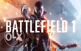 Full account battlefield 1