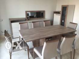 Village Gate duplex fully furnished typical floor 211m for rent
