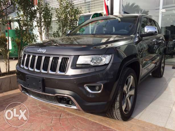 Grand Cherokee 2nd package
