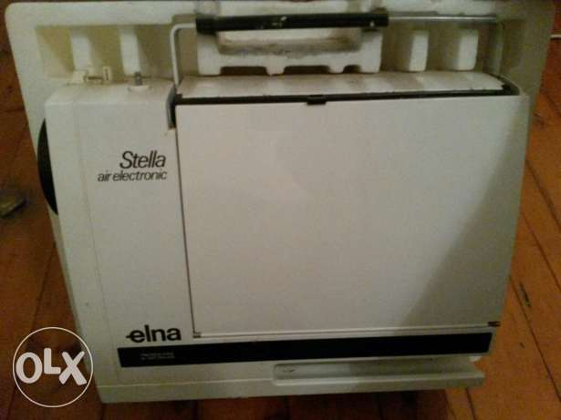 Elna stella air electronic swing machine