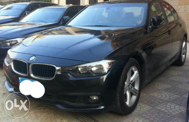 Bmw 320i face lift