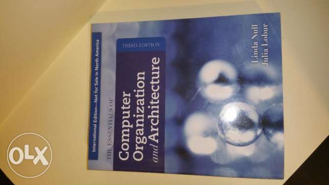the essentials of computer organization and architecture - 3rd edition