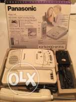 Panasonic cordless answering system