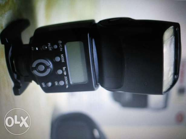 Flash canon 430exll الزقازيق -  3