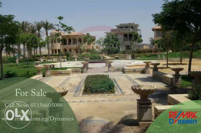 For Sale - Villa 372 m2 Hyde Park 5th Settelement 7,223,000 EGP Hyde P القاهرة الجديدة -  3
