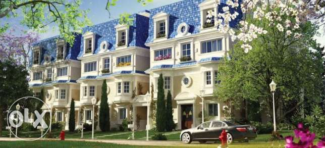 Penthouse in Mountain View Hyde Park with instalments ماونتن فيو