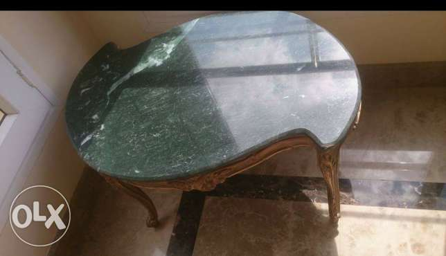 French classic table