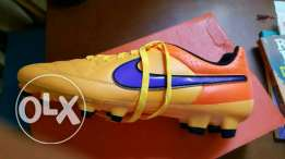 New Nike football shoes