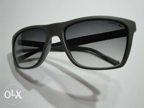 Lacost men sunglasses