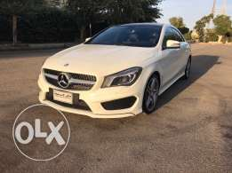 mercedes CLA200 AMG model 2014 for sale