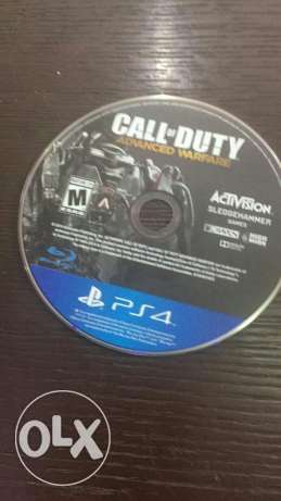Call of duty advanced warfare PS4 التجمع الخامس -  3