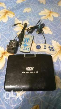 DVD & TV & mp3 player
