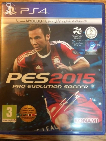 Pes 15 for sale