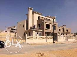 Twinhouse for Sale in Palm Hills Golf Extension - 6th of October